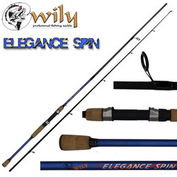 Wily - Wily Elegance Spin Kamış 10 - 40 gr